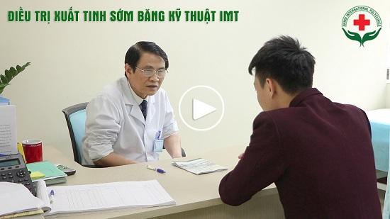 Điều trị xuất tinh sớm băng kỹ thuật IMT