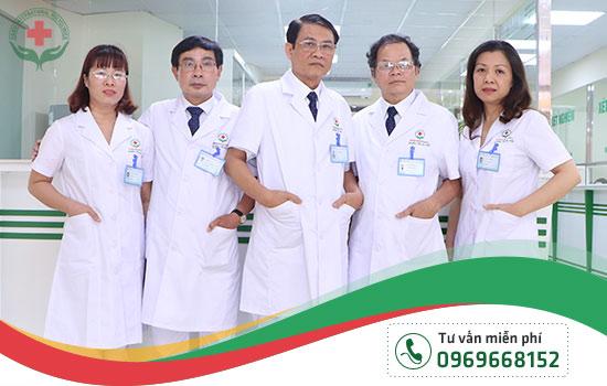 Các bác sĩ phòng khám đa khoa quốc tế hà nội