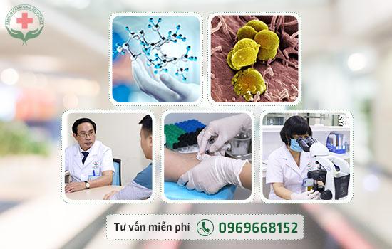 điều trị bệnh lậu bằng công nghệ DNA