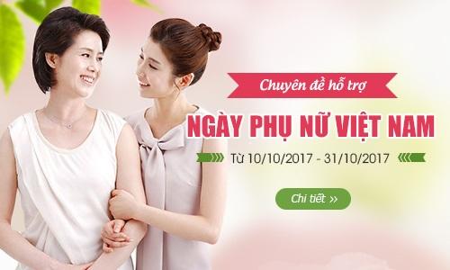 phòng khám đa khoa quốc té Hà Nội ưu đãi ngày 20 tháng 10