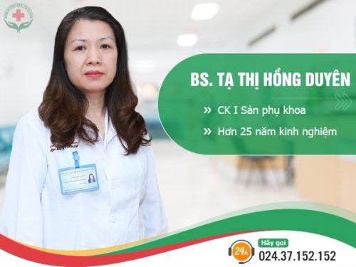 Danh sách bác sĩ chữa viêm lộ tuyến cổ tử cung giỏi tại Hà Nội